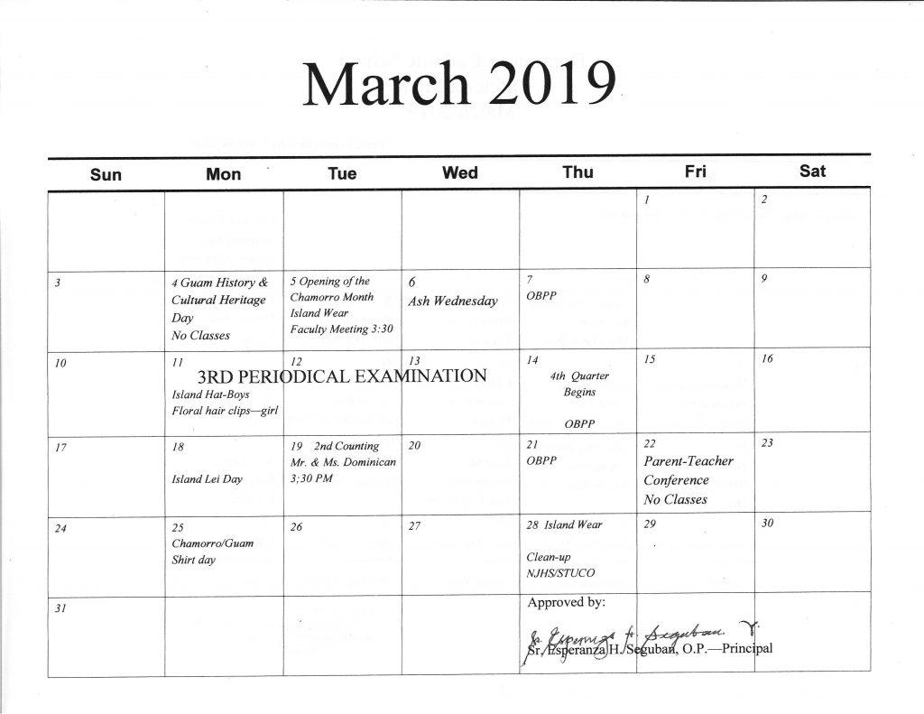 calendar 2019 Archives – Dominican Catholic School