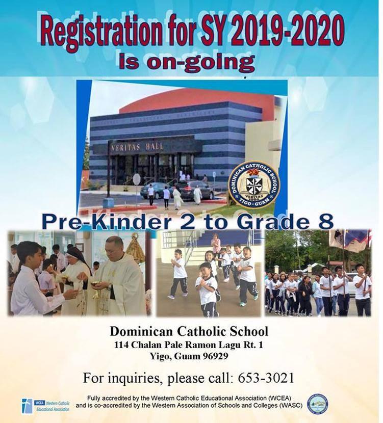 Dominican Catholic School – Home of the Veritas